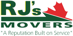 RJs Movers Logo